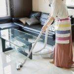 【ラク家事リビング】時間が無くても最低限でキレイになる掃除
