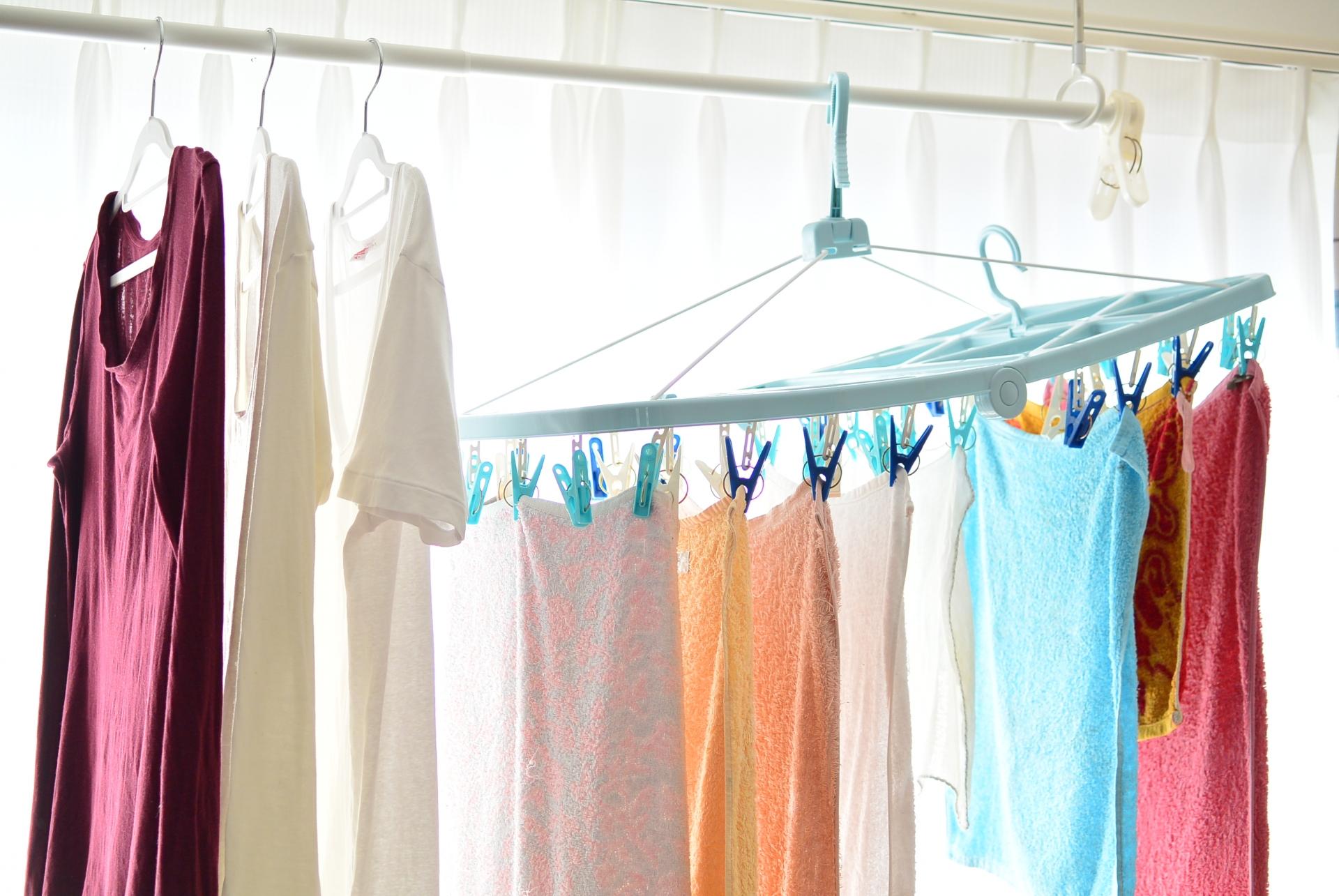 ラク家事動線の作り方。洗濯物を楽にする動線の考え方