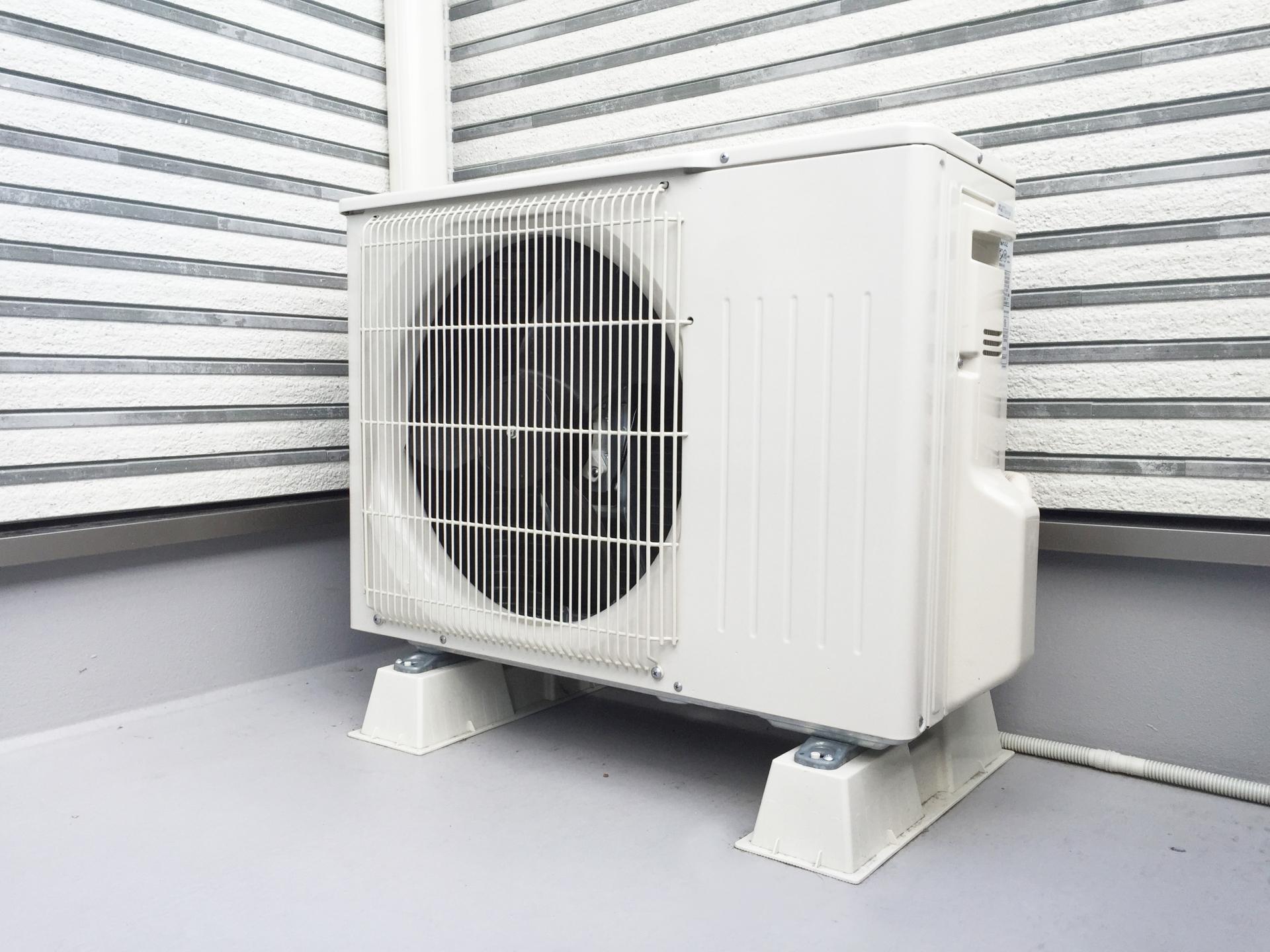 エアコンクリーニング室外機