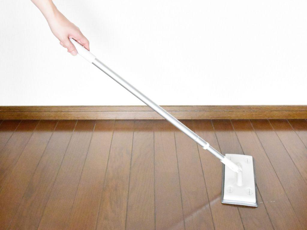 ついで掃除。トイレと洗面所の掃除が一番楽な方法。