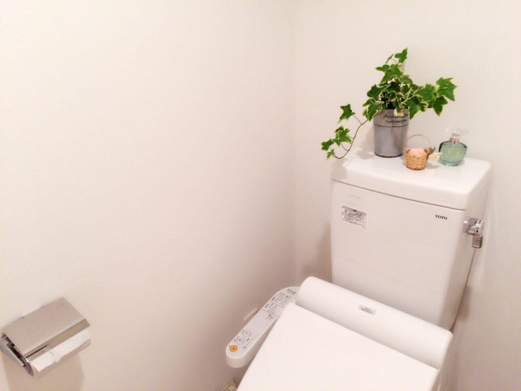 トイレの大掃除の正しい手順