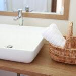 6月の掃除・洗面所の掃除方法