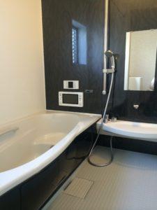 風呂のカビ・水垢クリーニング